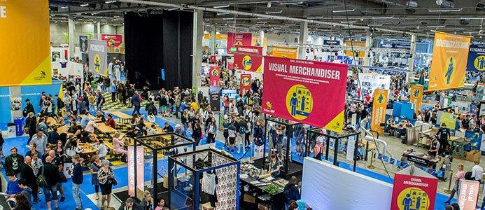 Yrkes-SM i Malmö 2016