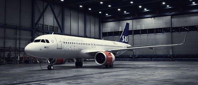 SAS Airbus