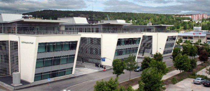 Bolagsverkets lokaler i inre hamnen, Sundsvall. Bildkälla: Bolagsverket