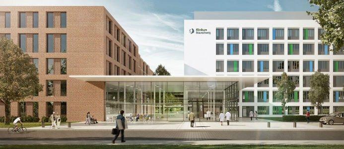 Sjukhusområde Tyskland