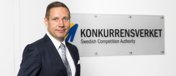 Rikard Jermsten Generaldirektör, Konkurrensverket.