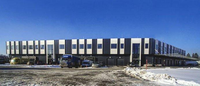 P5 logistics Riga