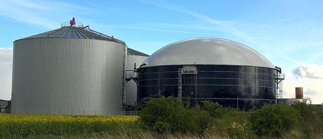Biogas produktion
