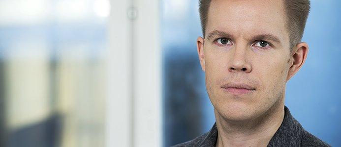 Martin Hofverberg Hyresgästföreningen