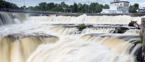 Låga elpriser på vattenkraft