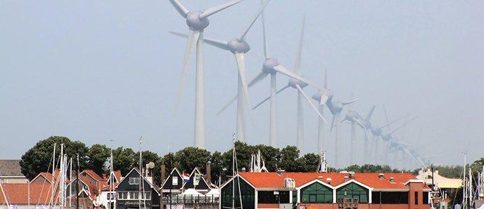 Lokalbefolkning tjänar på förnybar energi