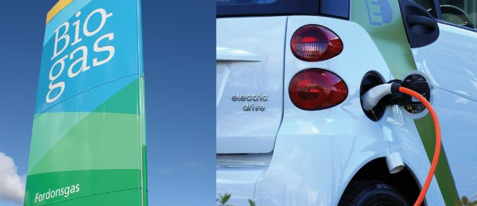 Bildkälla: Biogas Öst