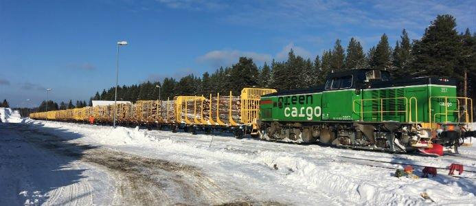 Bildkälla: Green Cargo