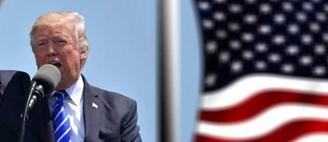 Donald Trump inför tullar på stål