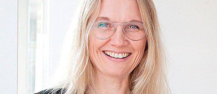 Maria Börtemark, ny vd i JM.