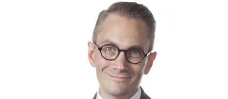 Oskar Öholm. Bildkälla: Fastighetsägarna