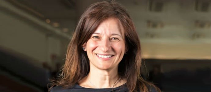 Sanna Turina, affärsområdeschef på Ramboll. Bildkälla: Ramboll