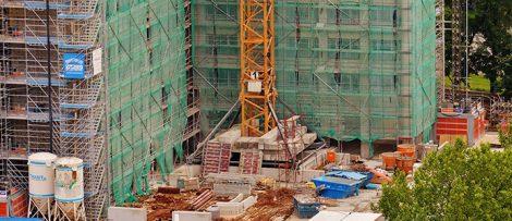 Rekordår för nybyggnationer