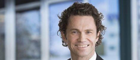 Jonas Gustavsson, VD och koncernchef. Bildkälla: ÅF