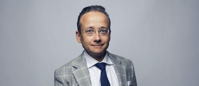 Joachim Hallengren, VD och koncernchef på Bonava. Bildkälla: Bonava