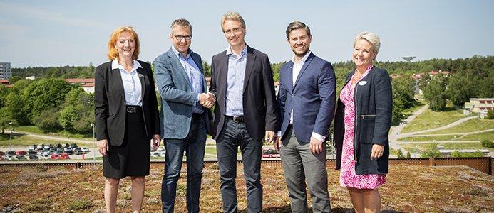 Balder och Upplands Väsby kommun