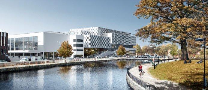 Nytt campus i Eskilstuna