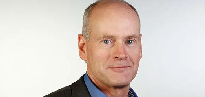 Erik Hallgren. Bildkälla Göteborgs Hamn