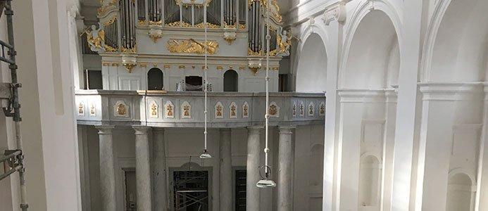 Fredrikskyrkan i Karlskrona