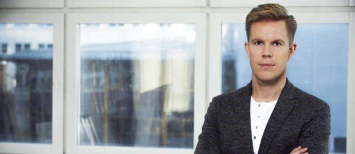Martin Hofverberg, chefsekonom på Hyresgästföreningen. Bildkälla: Hyresgästföreningen