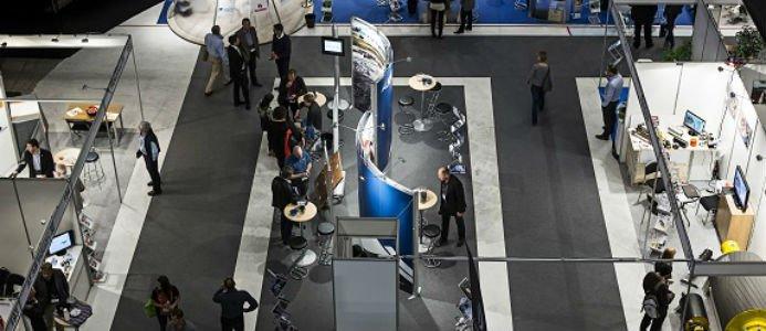 Mässbild. Bildkälla: Nolia AB/Euro Mine Expo