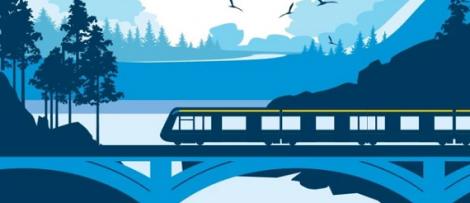 Illustration Norrbotniabanan