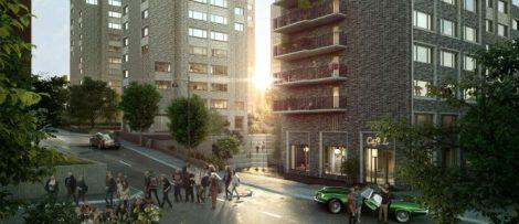 Illustration: Fidjeland och Partners Arkitekter
