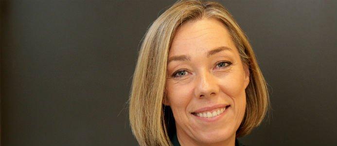 Pernilla Winnhed vd Energiföretagen. Fotograf: Daniel Löfstedt