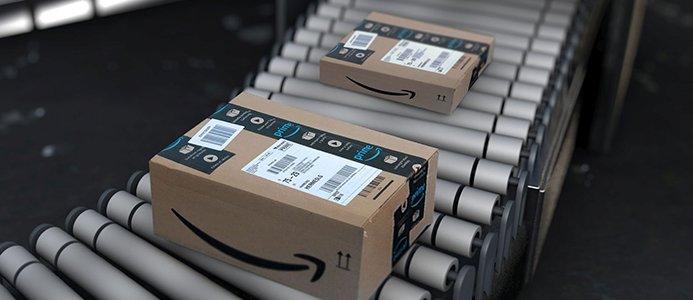 Online shopping paket