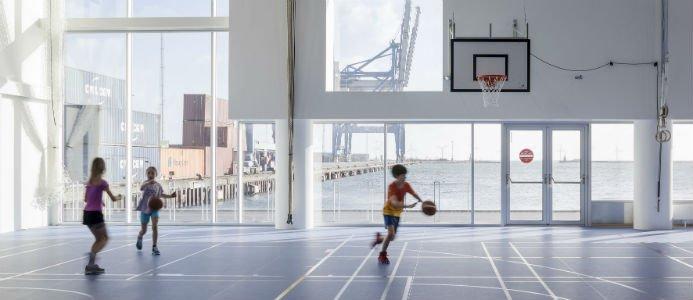 Copenhagen International School. Foto: Adam Mørk