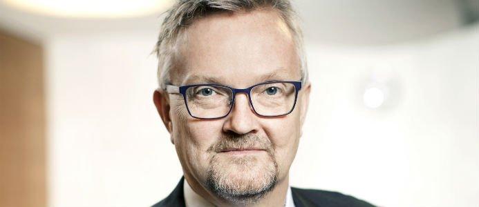 Mats Åkerlind, förhandlingschef på Sveriges Byggindustrier. Bildkälla: Sveriges Byggindustrier