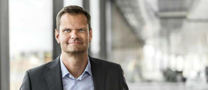 Patrik Hofbauer. Bildkälla: Telenor