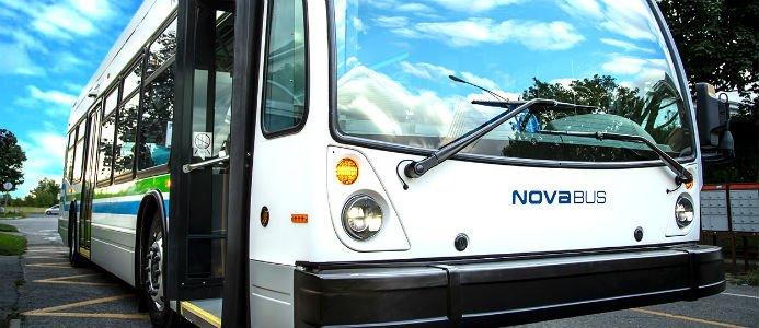 Nova LFS HEV. Bildkälla: Volvo