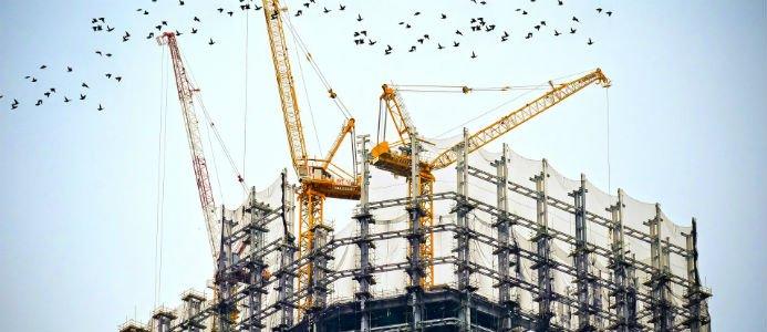 bygge, bostad, byggnad