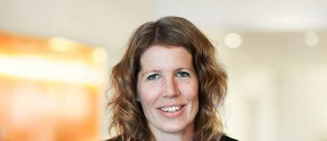 Kerstin Konradsson, direktör Boliden Smältverk