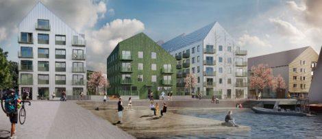 Bildkälla: Sveafastigheter Bostad / Alessandro Ripellino arkitekter