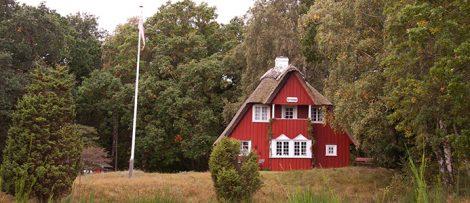 Svensk mark bostad