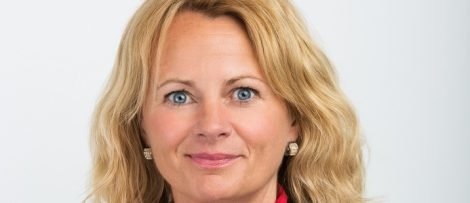Helene Samuelsson. Bildkälla: Sveaskog