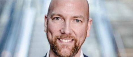 Gustav Hemming (C), regionplanelandstingsråd och vice distriktsordförande i Stockholms stad. Bildkälla: Centerpartiet