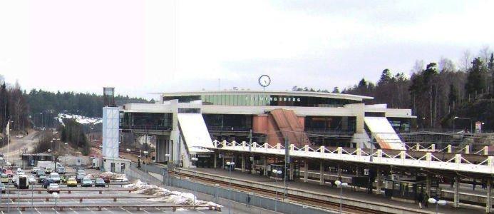 Ett nytt affärsnav ska göra Flemingsberg till södra Stockholms nya centrum