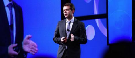 Ola Rollén, Hexagons vd och koncernchef. Bildkälla: Hexagon