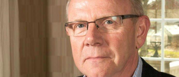 Lennard Derehag, ordförande för Hyresgästföreningen BohusÄlvsborg-Skaraborg. Bildkälla: Hyresgästföreningen