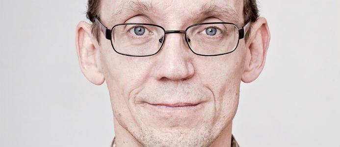 Martin Törngren, professor i inbyggda styrsystem och kunnig inom mekatronik, cyberfysiska system och självkörande fordon. Foto: KTH