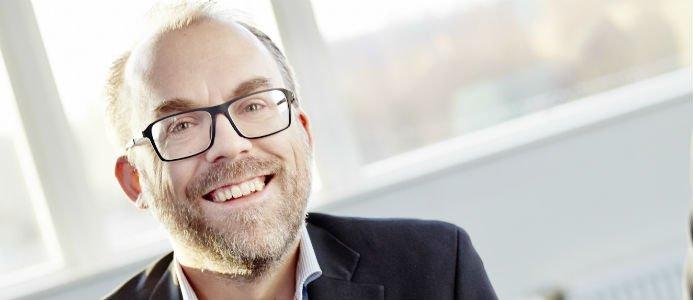 Sven Rydell, Näringslivschef Jönköpings kommun. Foto: Sara Landstedt