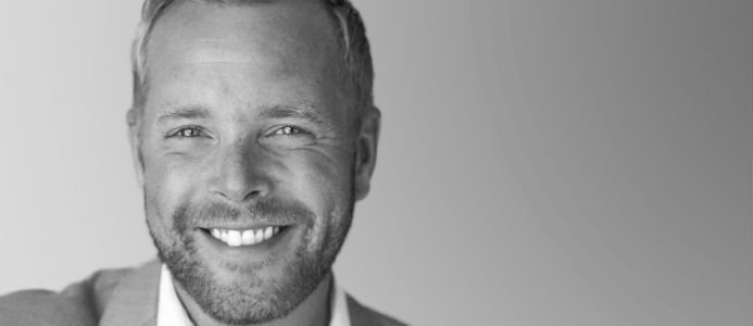Johan Angert, teknisk säljare hos IWMAC. Bildkälla: IWMAC