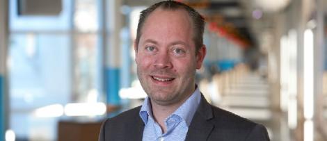 Johan Wahn, affärschef anropsstyrd trafik. FOTO Thomas Harrysson