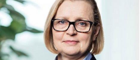 Susanne Lithander CFO NCC