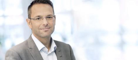 Niklas Sörensen, vd för Ramboll Sverige. Foto: Rosie Alm