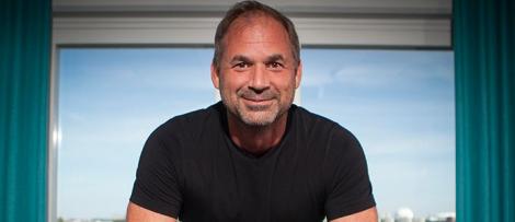 Robert Röder, Ordförande i Föreningen Sveriges Järnvägsentreprenörer. Bildkälla FSJ