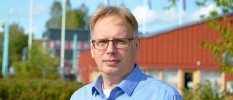 Robert Lundmark, professor i nationalekonomi vid Luleå tekniska universitet. Foto: Luleå tekniska universitet
